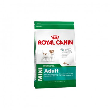 croquettes royal canin mini adulte. Black Bedroom Furniture Sets. Home Design Ideas